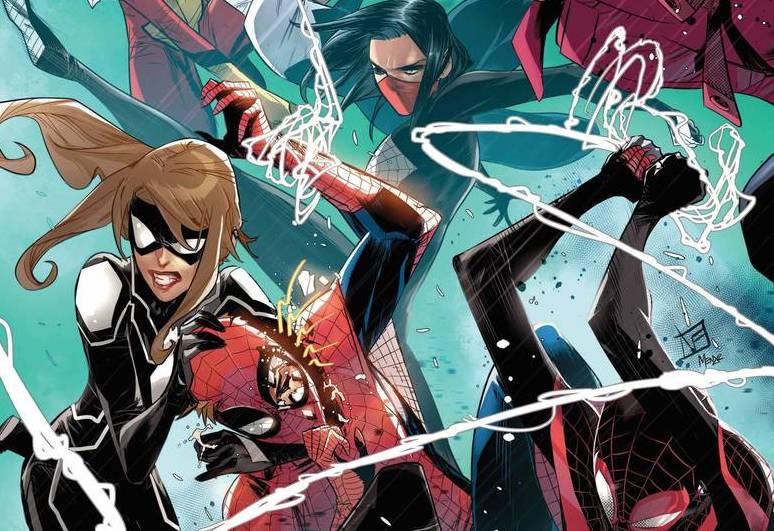 Il rodigino Federico Vicentini fumettista alla Marvel