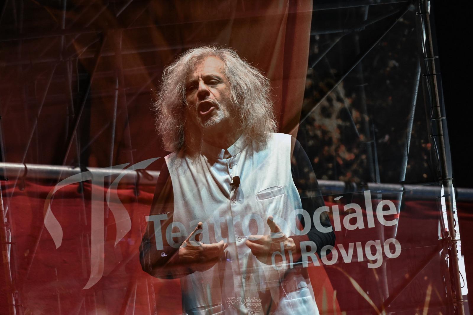 La Prosa del Teatro Sociale apre al CenSer con Bergonzoni