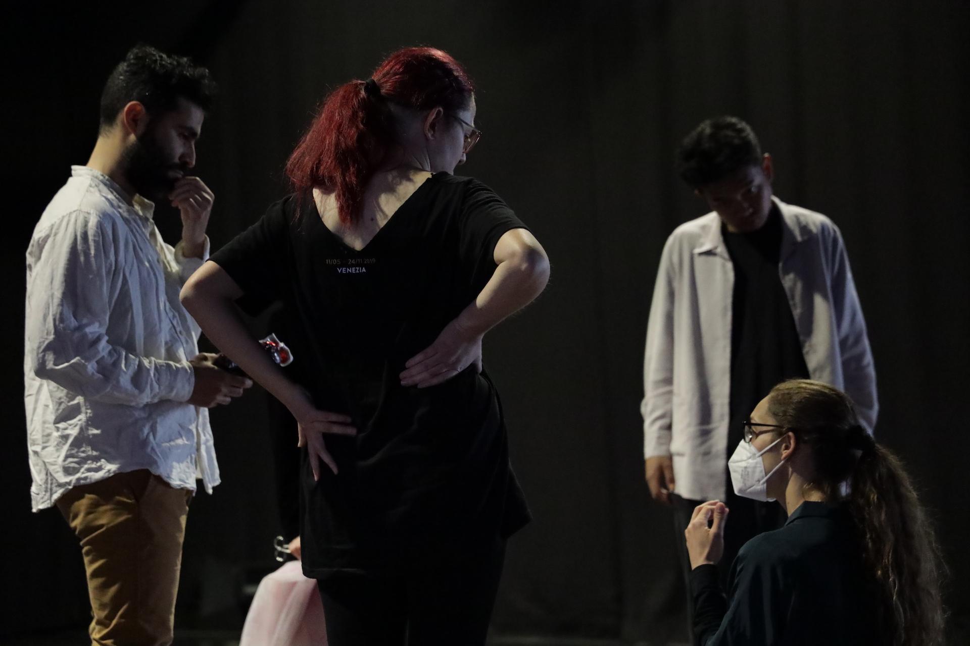Teatro Studio riparte con la regista padovana Pederzini