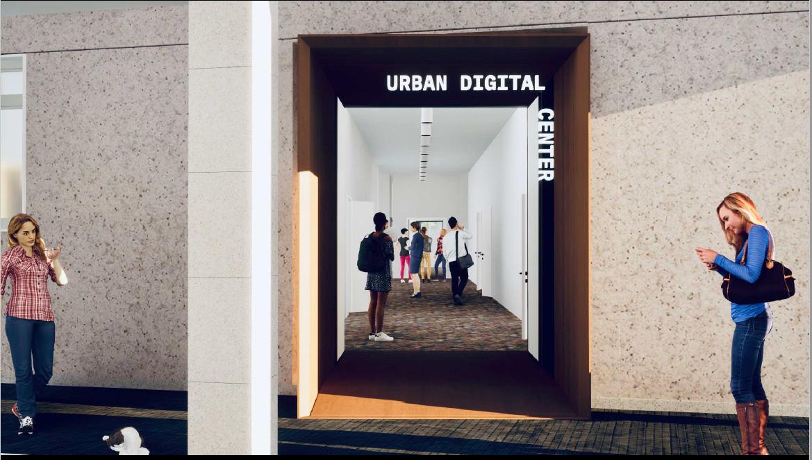 Urban Digital Center di Rovigo. Lavori quasi finiti per InnovationLab