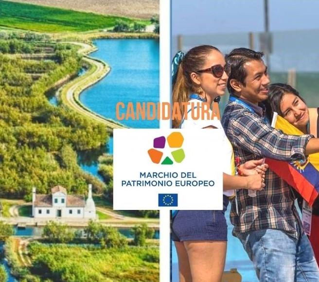 Delta del Po. Candidato a Marchio del Patrimonio Europeo