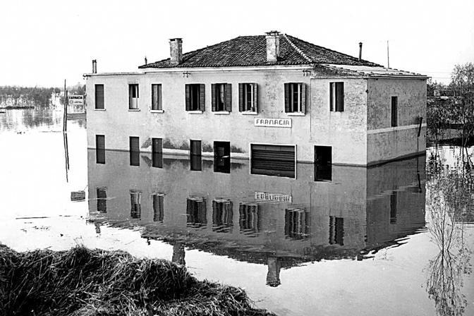 Storia. Il Ricordo dell'alluvione in Polesine nel 51 - Rovigo informazioni  città