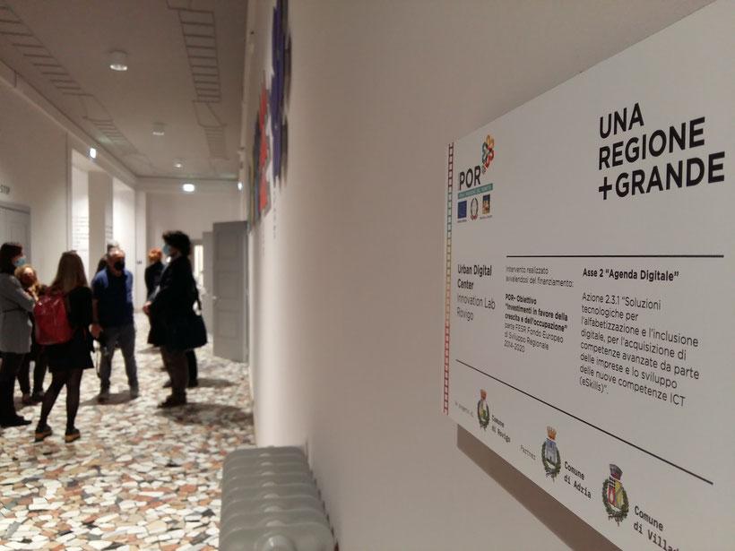 Urban Center Digital Lab Rovigo Corso di Laurea Magistrale