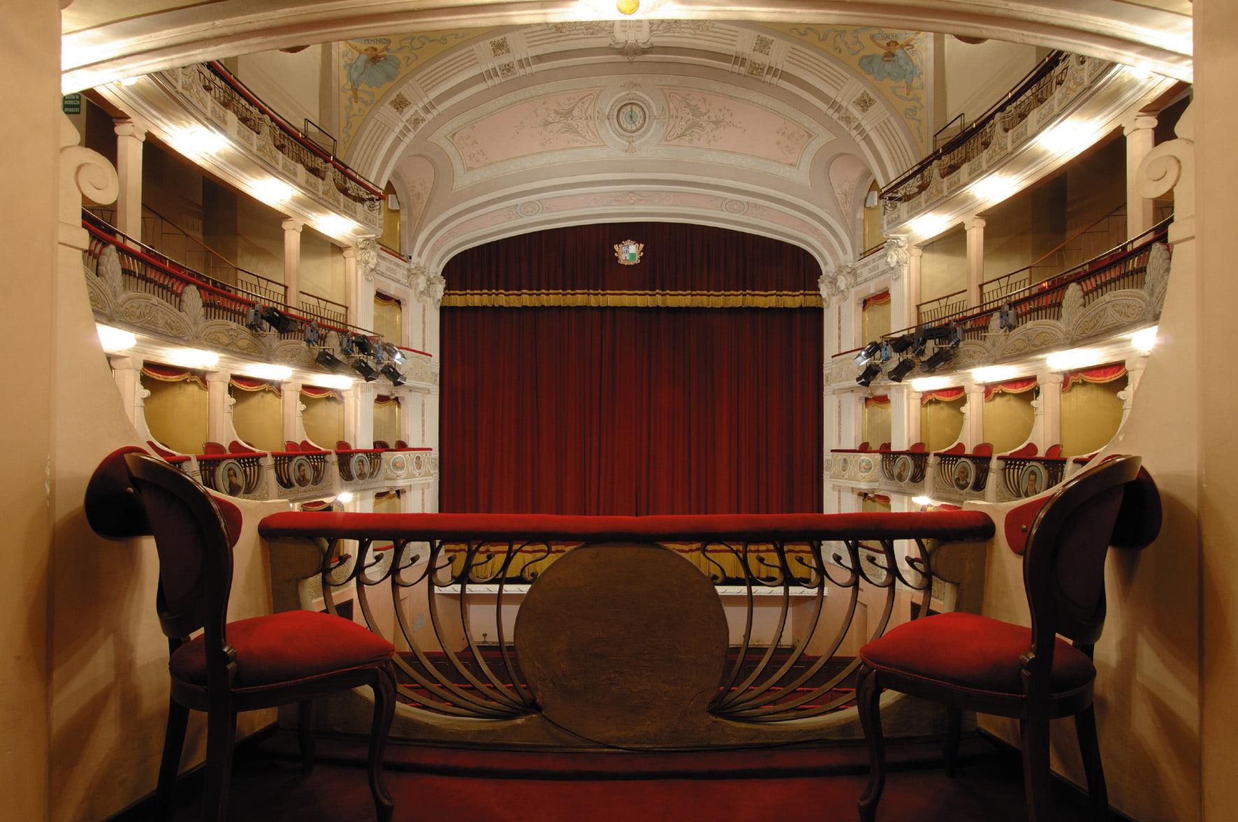 Ritornano le visite guidate al Teatro Sociale di Rovigo