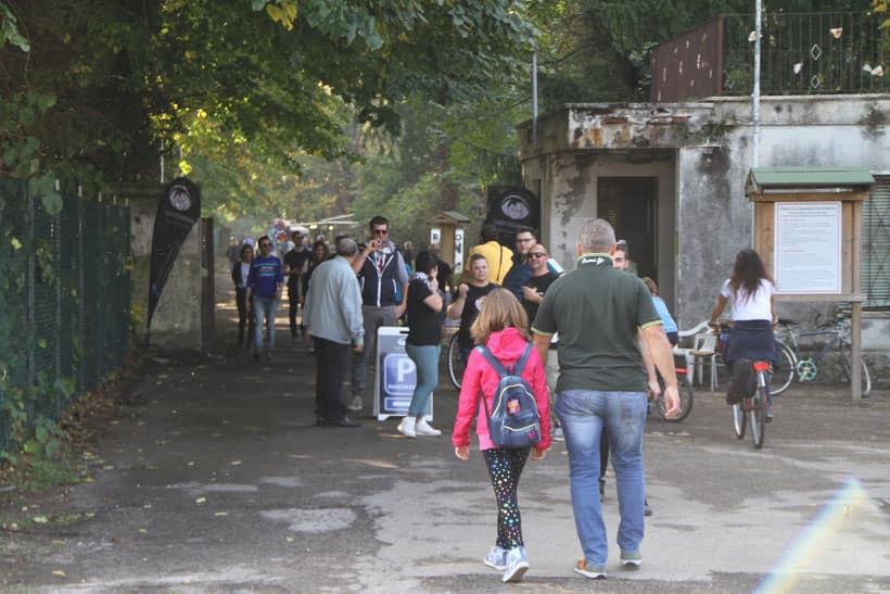 L'Associazione I Luoghi dell'Abbandono lascia il Parco di Granzette