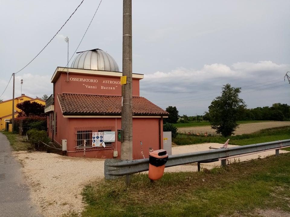 Riapre l'Osservatorio Astronomico di Rovigo