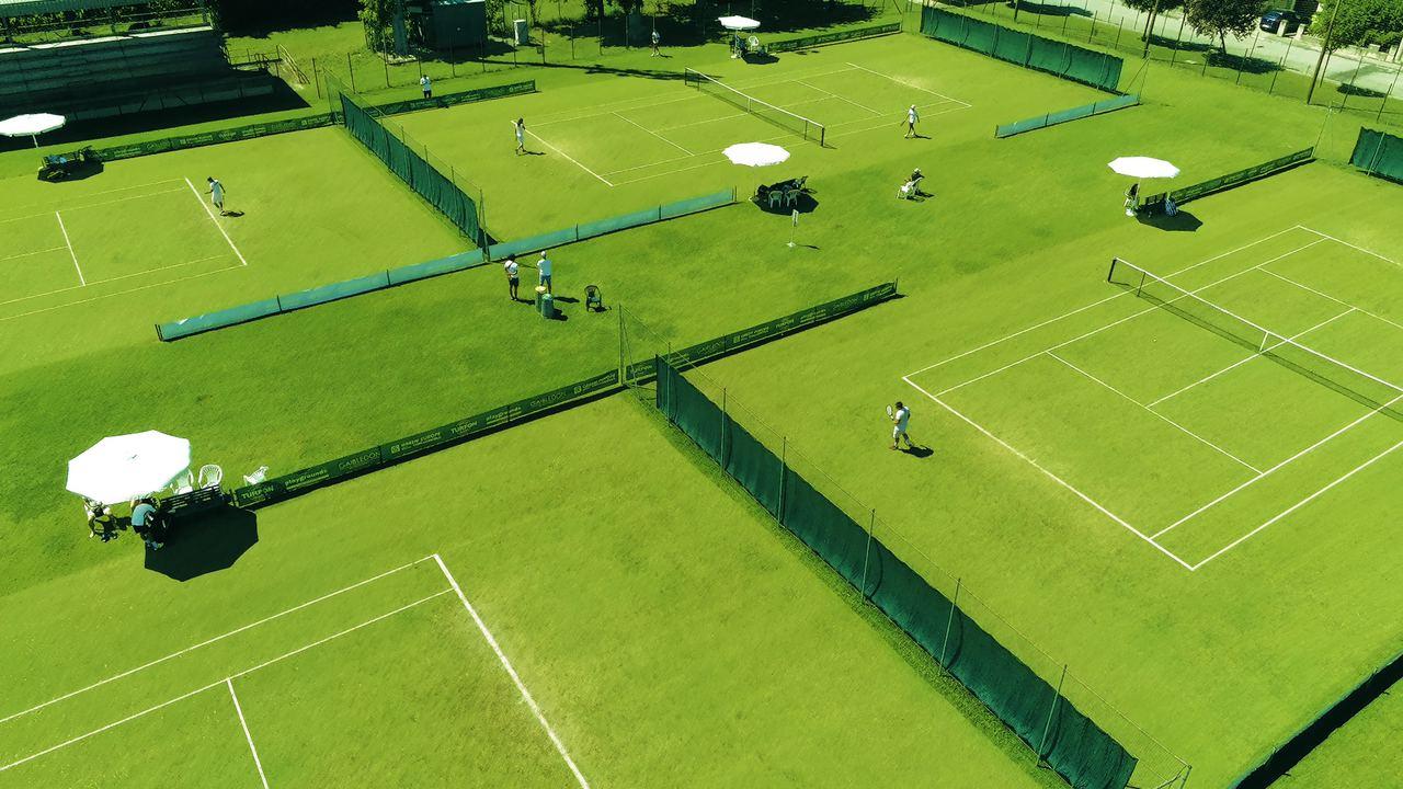 Internazionali di tennis su erba naturale a Gaiba, unico evento in Veneto