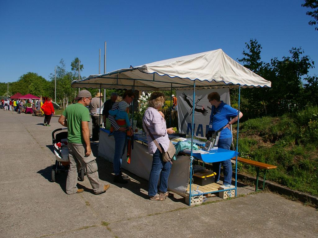 NABU-Eindrücke des Tag der offenen Tür im Umweltzentrum Foto: NABU Rhein-Erft