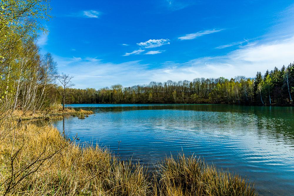 Duinger Seenlandschaft