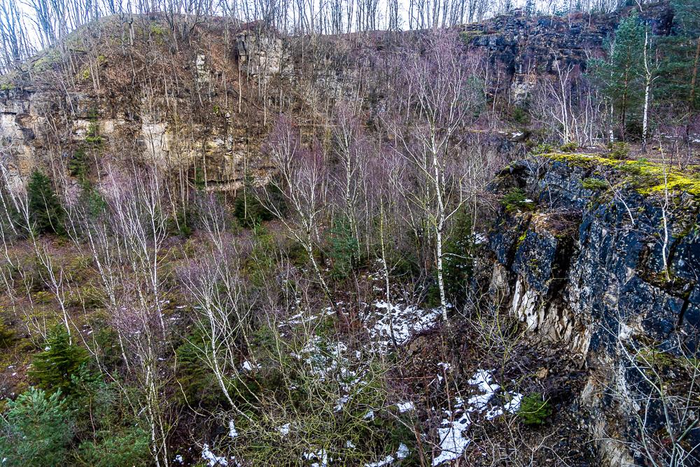 Steinbruch Springe