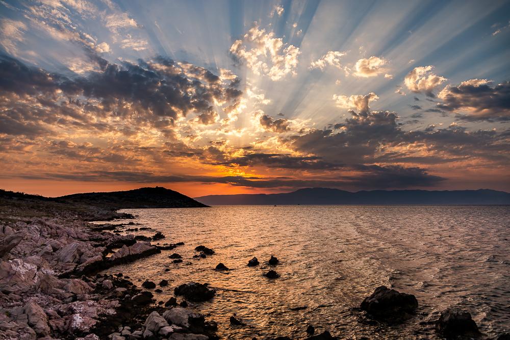 Omišalj (Insel Krk/Kroatien)