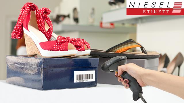 Bestens bedient: Warenauszeichnung im Einzelhandel
