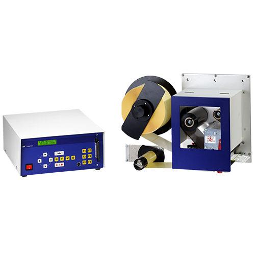 Druckmechanik linke Ausführung mit Ansteuerelektronik (alt)