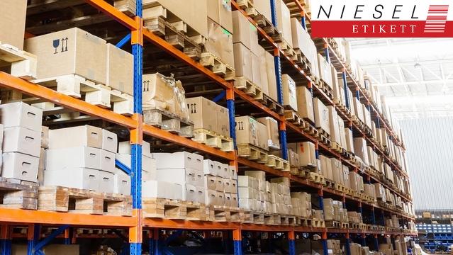 Unser umfangreiches Etikettenlager ermöglicht eine zeitnahe Lieferung