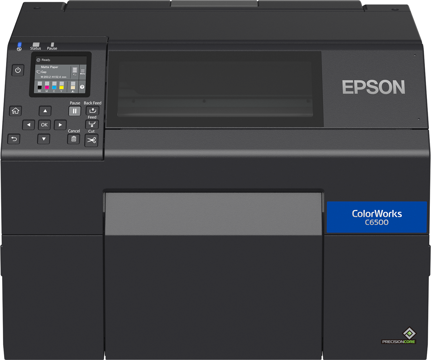 Epson ColorWorks C6500-PE mit Cutter