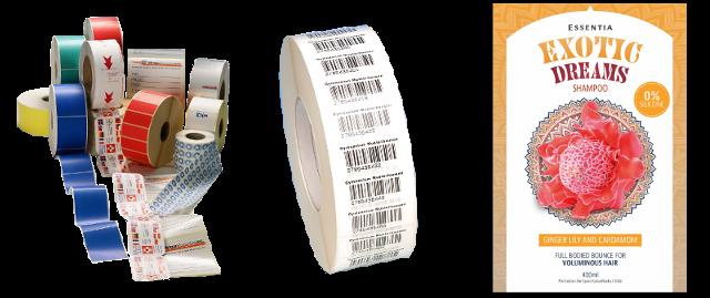 Niesel-Etikett - Etiketten in Farbe selbst drucken oder bestellen