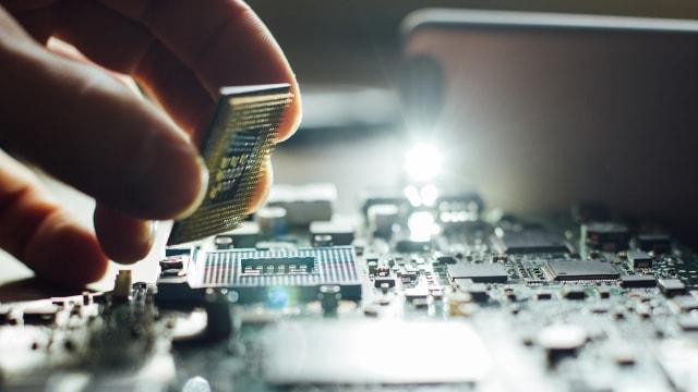 Feinste Grafiken sorgen für eine optimale Auszeichnung im Elektronikbereich
