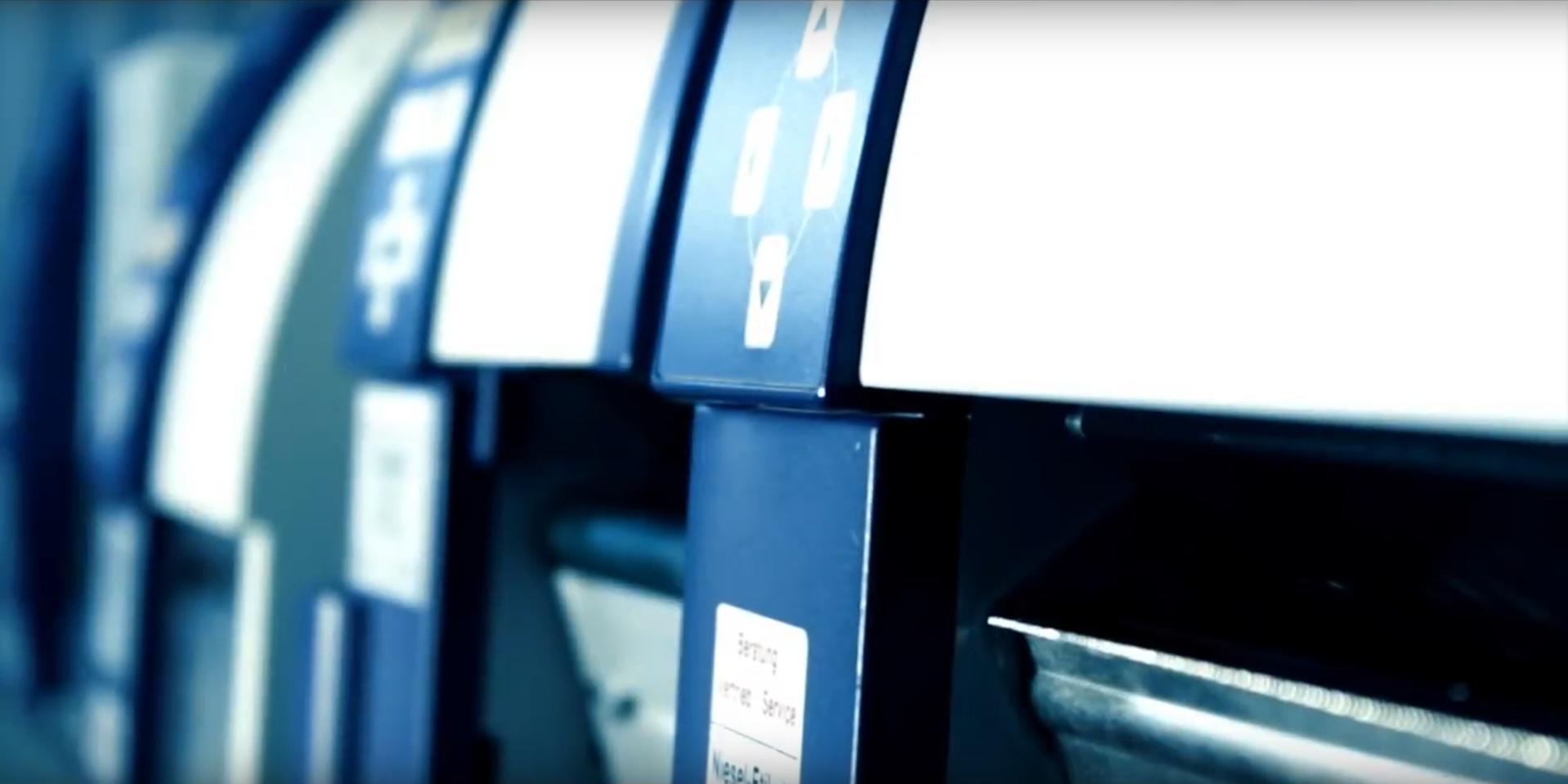 Seit Jahrzehnten unser Handelspartner für Drucksysteme: Carl Valentin