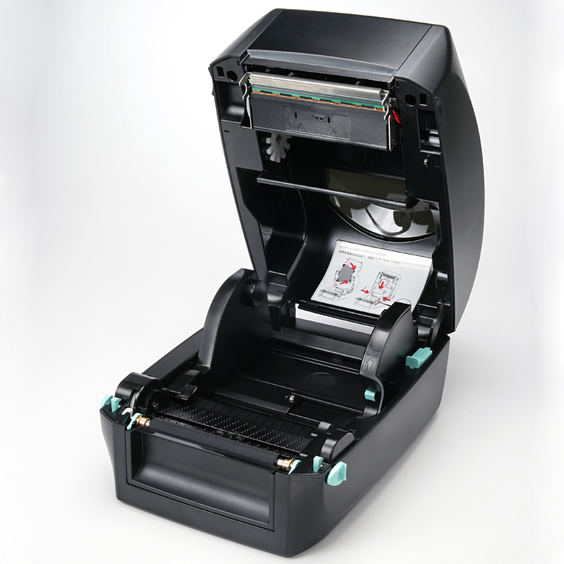 RT700 Clamshell-Technologie für schnellen Rollenwechsel