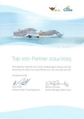 Top 100 Partner 2014/2015