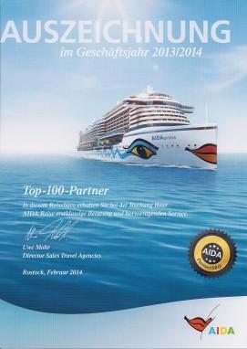 Top 100 Partner 2013/2014