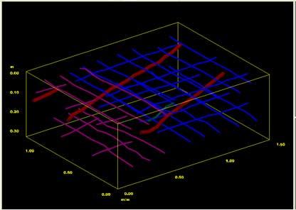 auscultation radar des bétons / en 3D avec Aquitaine Radar