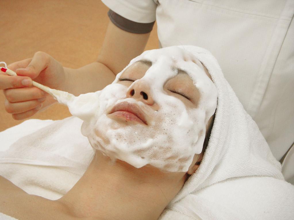 2.洗顔クリーム