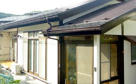 【盛岡市】 こだわりの塗料で高耐久住宅へ