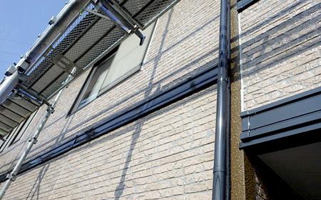 【金ヶ崎町】 フッ素型外壁保護クリヤーでいつまでも綺麗な外壁へ変身