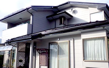【矢巾町】 細かく丁寧な塗り替えが建物の傷みを防ぐ