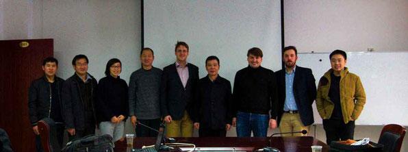 Paulownia-Treffen-China