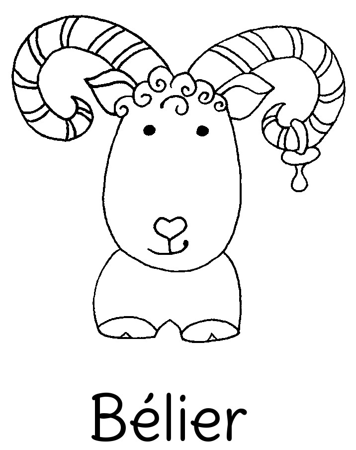 Dessin original Le Chaton et sa Poulette du signe astrologique Bélier