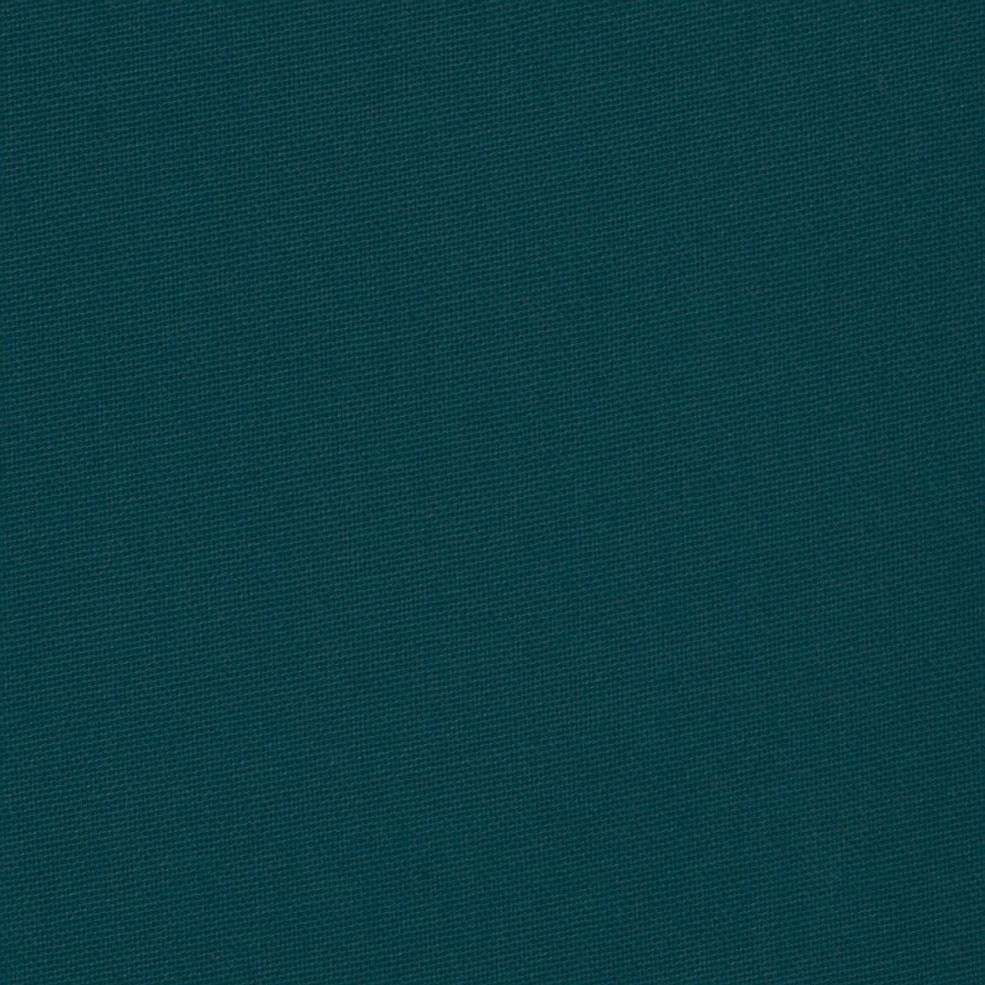 Bleu vert - Tissu uni chez Le Chaton et sa Poulette
