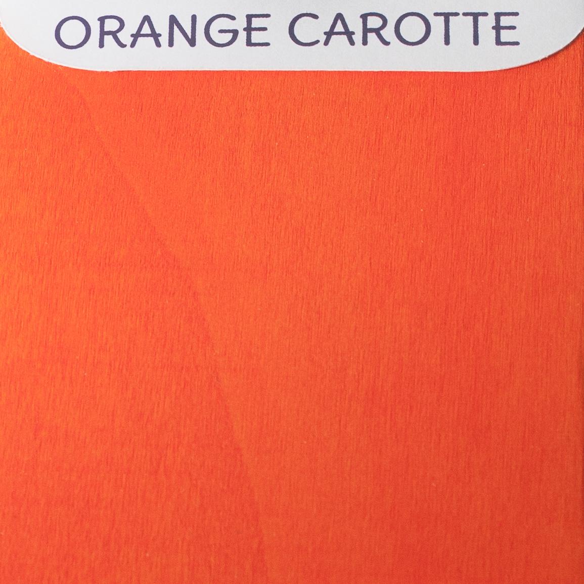 Orange carotte - Nuancier Le Chaton et sa Poulette