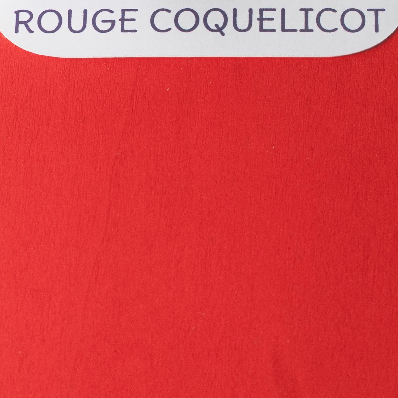 Rouge coquelicot - Nuancier Le Chaton et sa Poulette