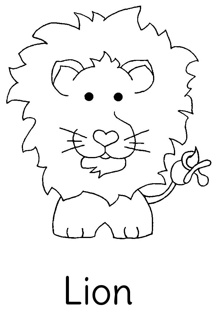 Dessin original Le Chaton et sa Poulette du signe astrologique Lion