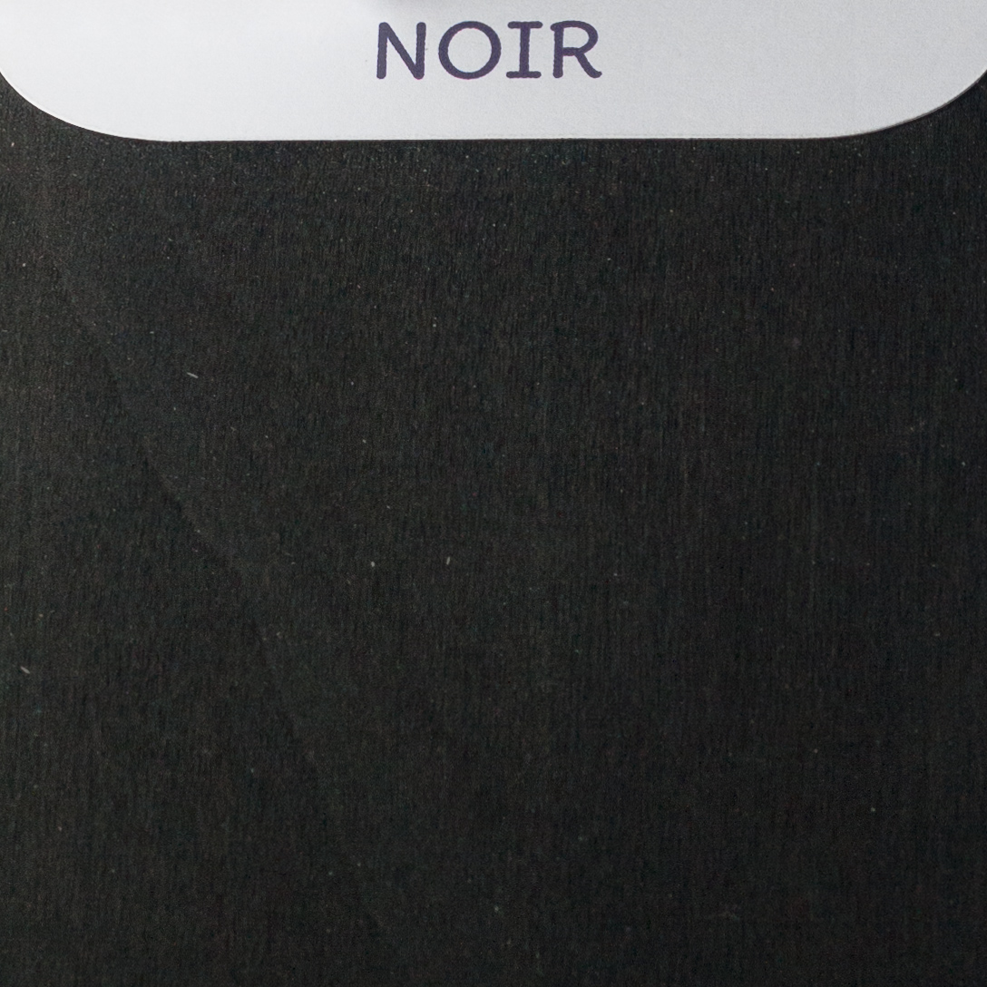 Noir - Nuancier Le Chaton et sa Poulette