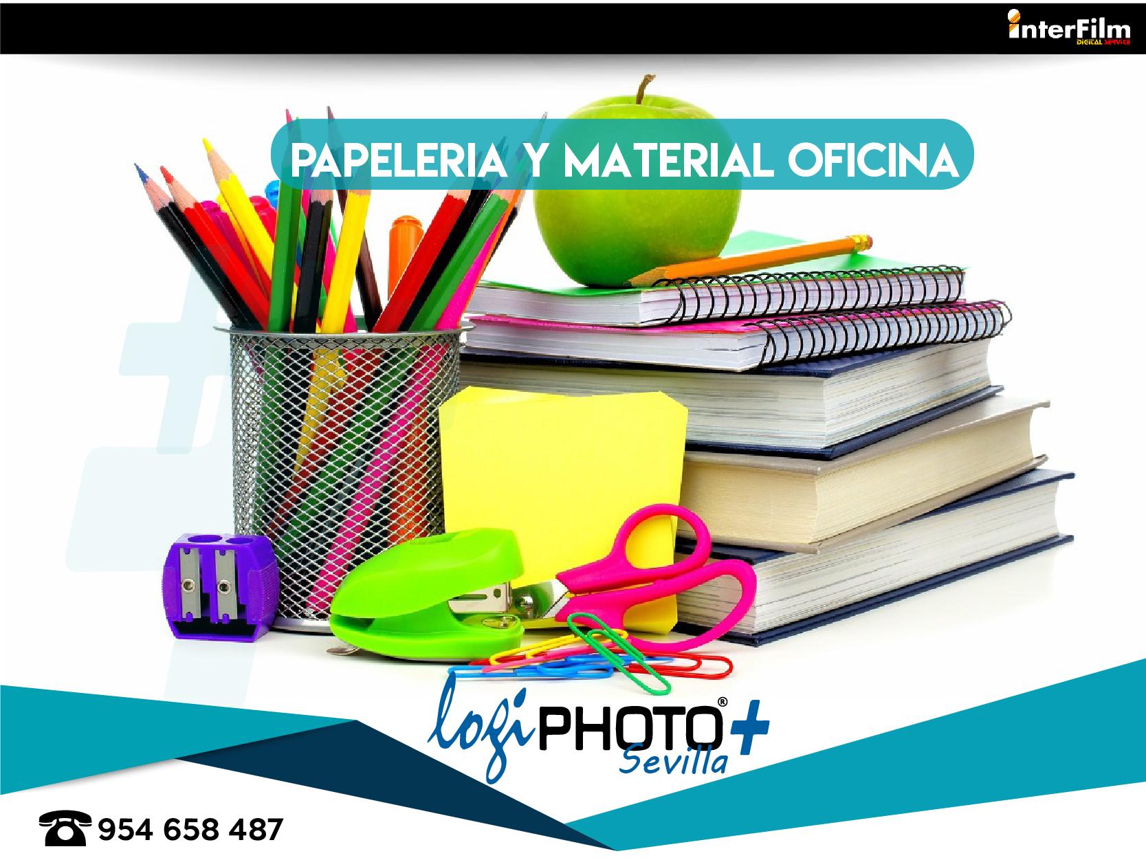 Material De Oficina Sevilla Beautiful Material De With Material  # Ufamo Muebles De Oficina Sevilla