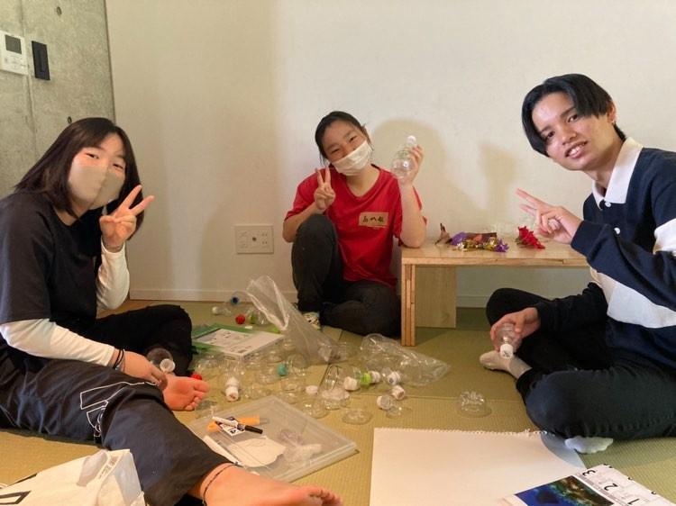 風森学童×久米高生コラボイベント冒険記②