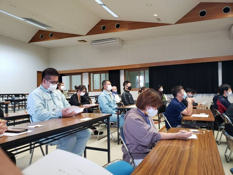 久米島高校の魅力化と発展を考える会
