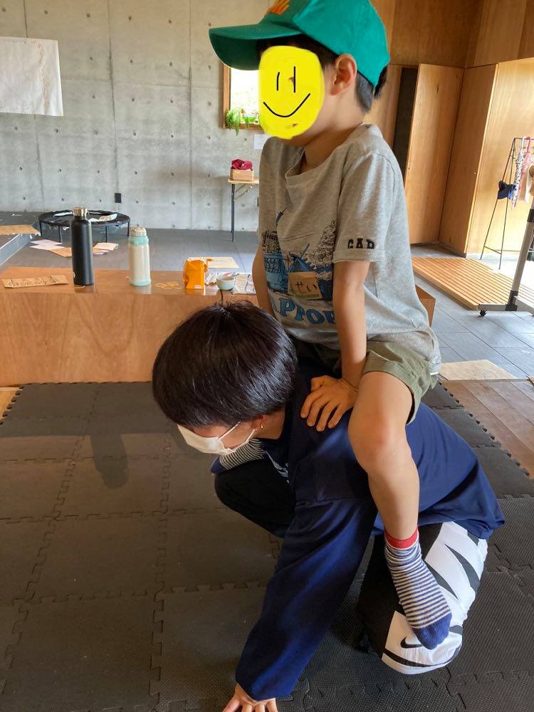 風森学童×久米高生コラボイベント冒険記⑤