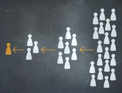 Zielgruppe Personalauswahl Entscheidung Einstellung