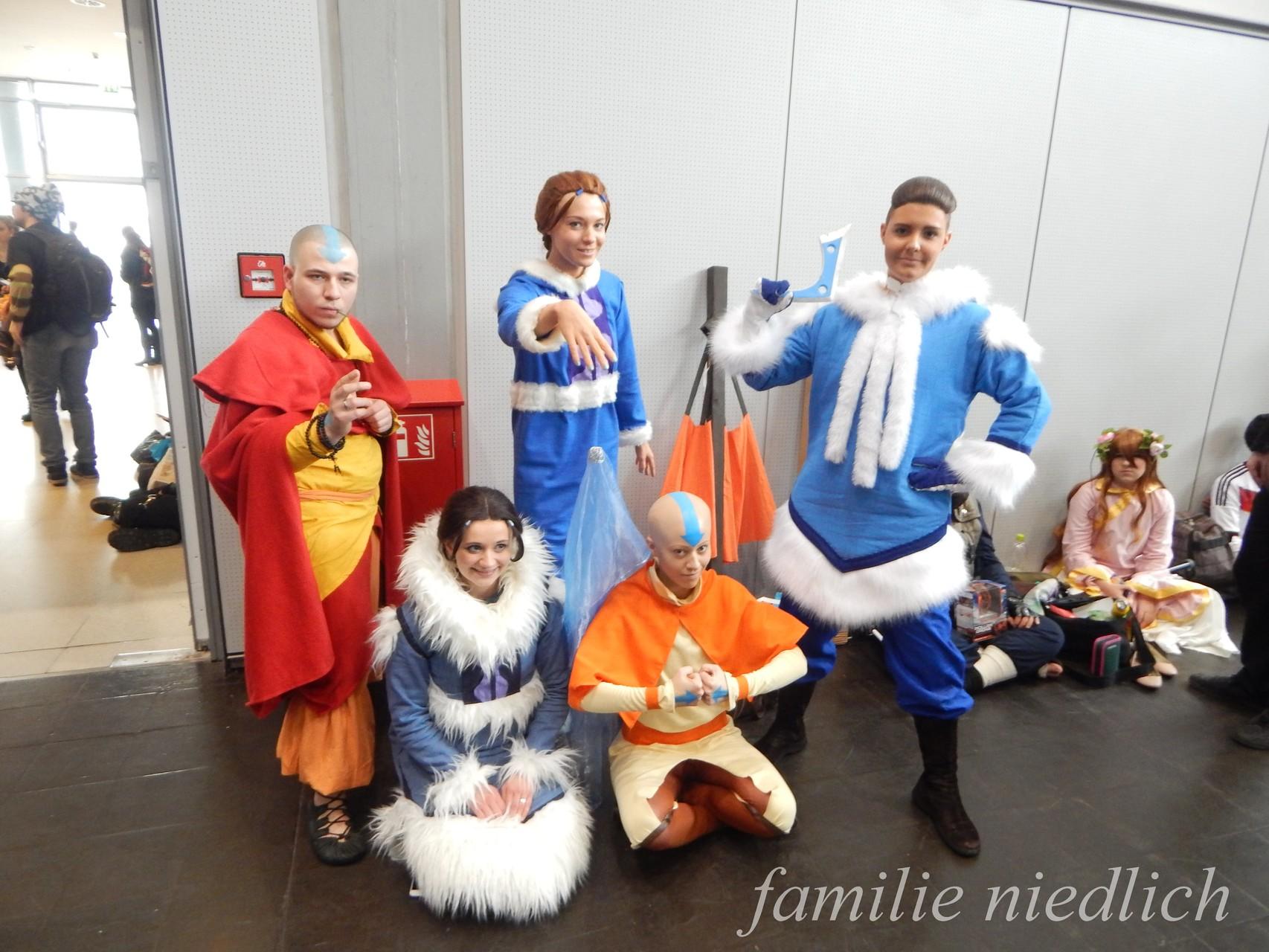 die Avatar Gruppe