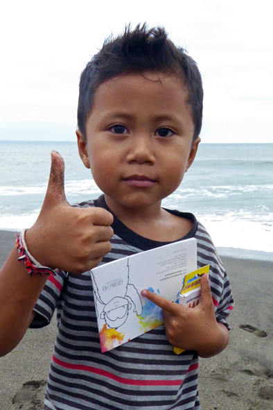 Bali, Explainora, explainora e.v., the problem of plastic, Elisabeth Seyferth, Wanda Löffler, linda lohwasser, travel, coloring the world