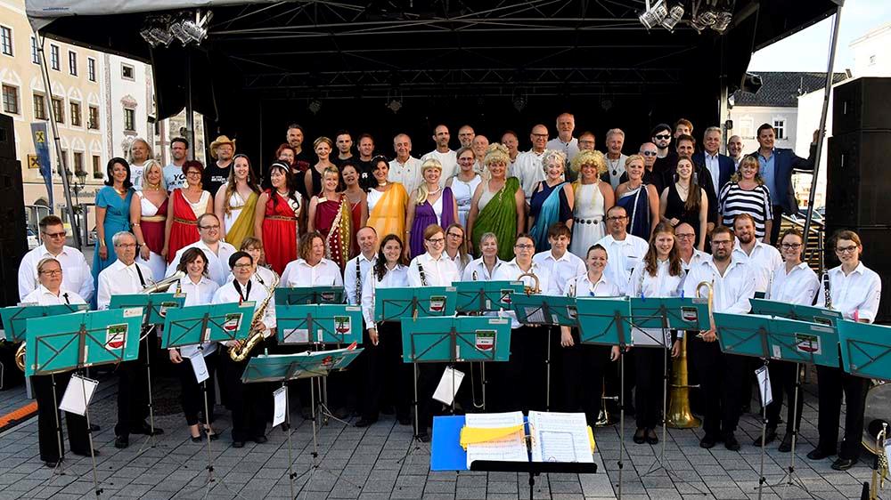 Cittamusica: Rückkehr der Region