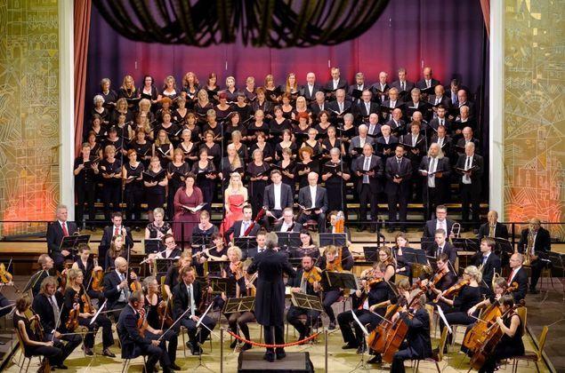 9. Sinfonie von Beethoven