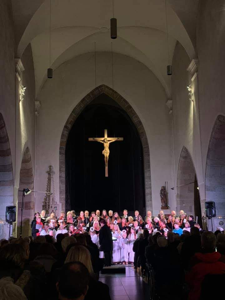 Adventkonzert in der Lorcher Basilika