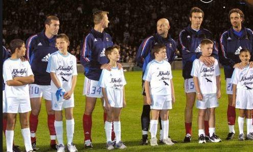 4 novembre 2002 - France 98 contre Marseille
