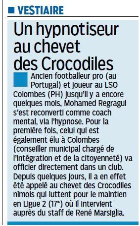 Le Parisien du 06/05/2014