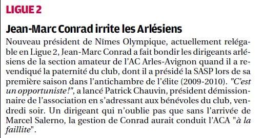 """""""La Provence"""" 13/04/2014"""